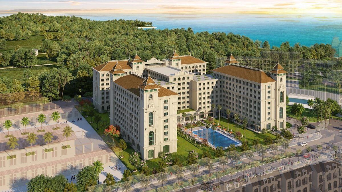 Vinpearl Grand World Condotel Phú Quốc - Nằm Trong Tổ Hợp Casino