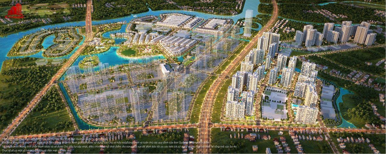 Được phát triển theo mô hình đại đô thị đẳng cấp quốc tế, Vinhomes Grand Park mang đến môi trường sống đầy đủ tiện nghi, tri thức và đón đầu nhịp sống tương lai